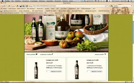 Molino della Doccia - Shop online