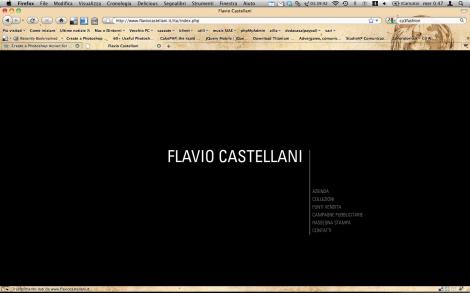 Flavio Castellani - Home Page
