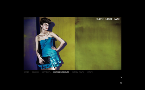 Flavio Castellani - Advertising