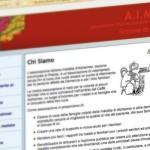 Sito web di AIMA Pistoia