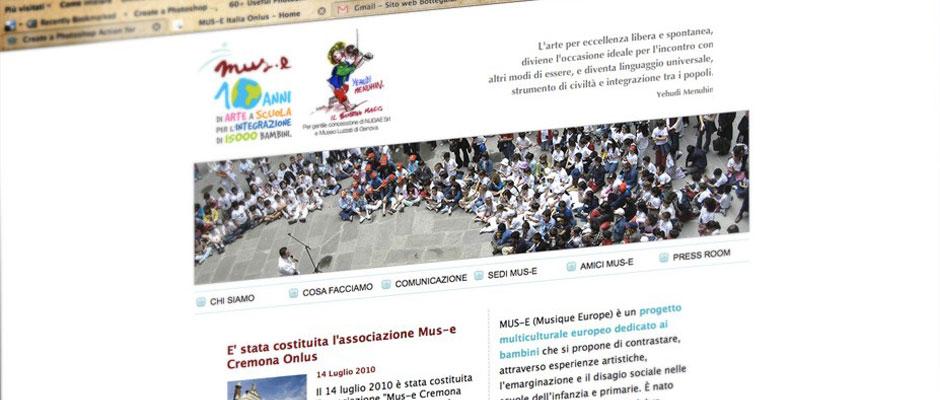 MUS-E Italia Onlus
