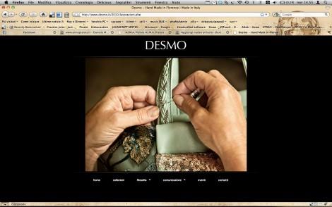 Desmo - Lavorazioni - Galleria fotografica