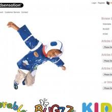 kidsensation - www.kidsensationshop.it