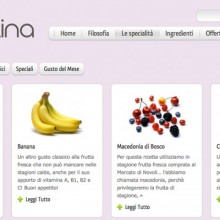 Sito web gelateria-acquolina.it