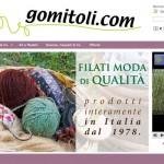 www.gomitoli.com - splash page