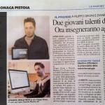 Daniele Martini - La Nazione - Pistoia - 26 marzo 2012
